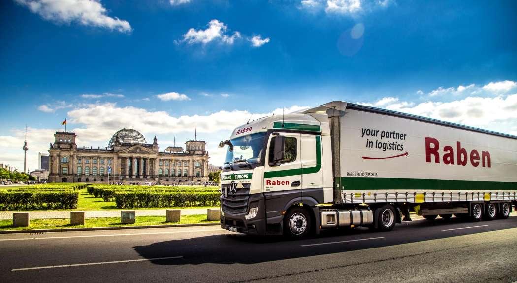 Klimawandel und nachhaltige Logistik. Die Raben Group fokussiert sich zum 90. Geburtstag auf eine noch effizientere Gestaltung der Supply Chain.